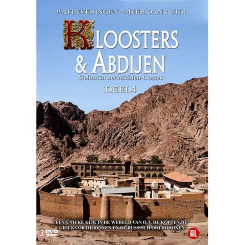 Kloosters & Abdijen (deel 4) (DVD)