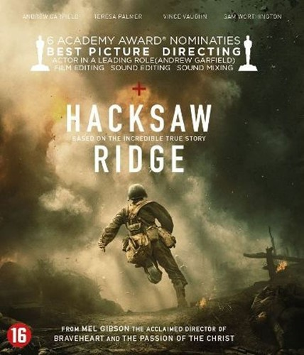Hacksaw Ridge (Bluray)