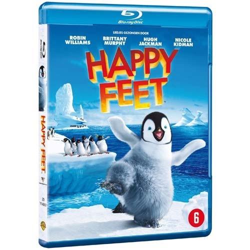 Happy Feet 1 (Bluray)