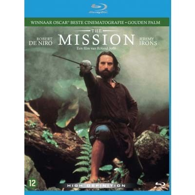 Mission, The (Bluray)
