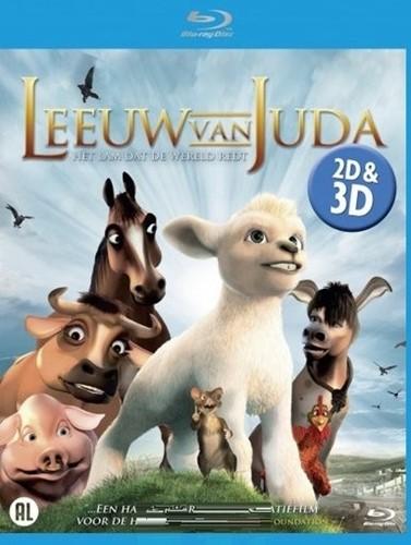 Leeuw van Juda, De (3D) (Bluray)