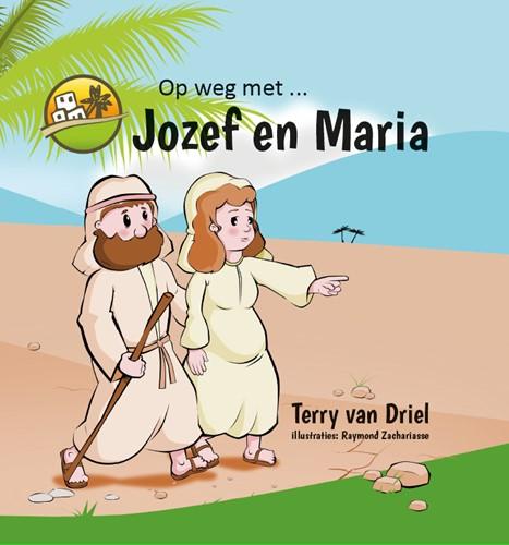 Op weg met Jozef en Maria (Hardcover)