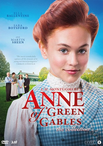 Anne of Green Gables (The Collection 3DVD-box) (DVD)