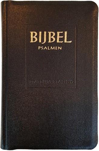 Bijbel Statenvertaling met Psalmen, 12 gezangen en formulieren, r (Hardcover)