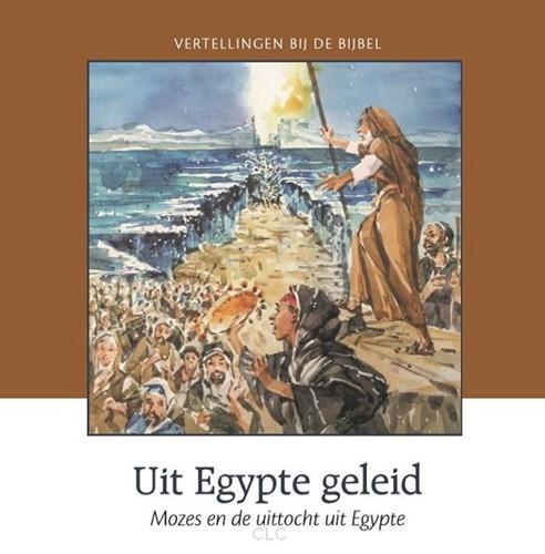 Uit Egypte geleid (Hardcover)