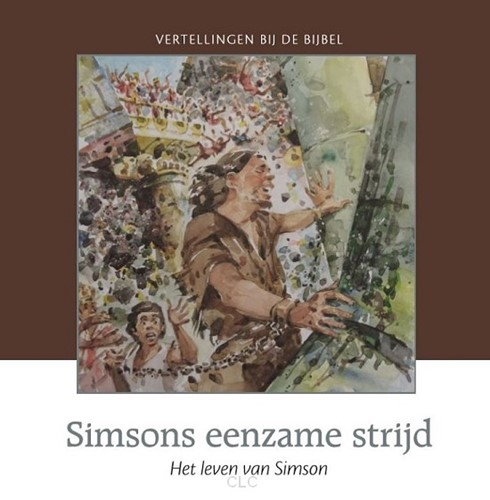 Simsons eenzame strijd (Hardcover)