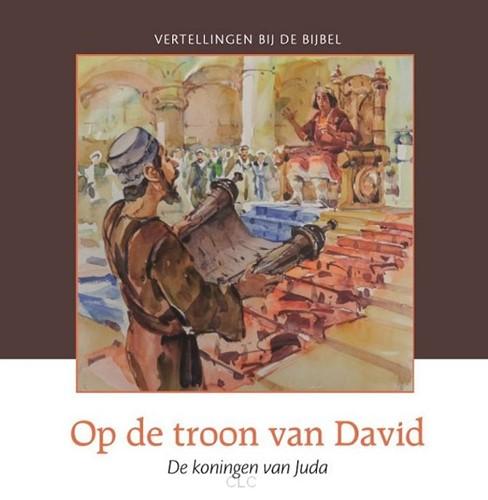 Op de troon van David (Hardcover)