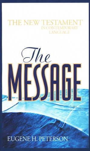 The Message - the new testament (Paperback)