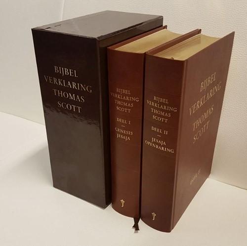 Bijbelverklaring van Thomas Scott (Hardcover)
