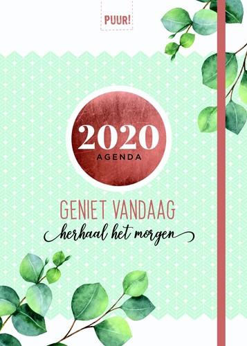 PUUR! agenda 2020 (Boek)