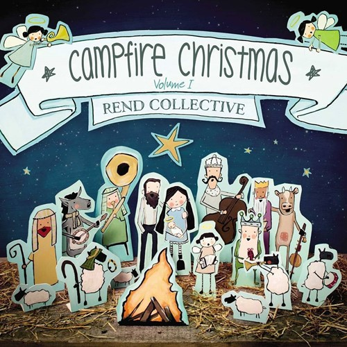 Campfire Christmas - Vol. 1 (CD) (CD)