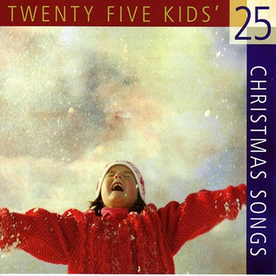 25 Kid's Christmas Songs (CD)