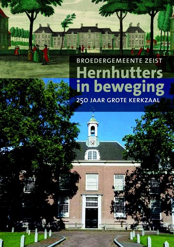 Hernhutters in beweging (Hardcover)