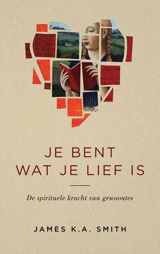 Je bent wat je lief is (Paperback)