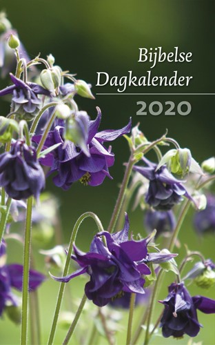 Bijbelse dagkalender 2020 (Paperback)