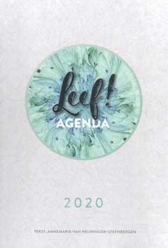 LEEF! Agenda 2020 Groot (Boek)