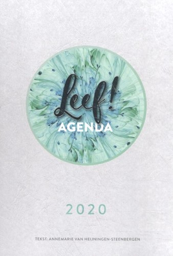 LEEF! Agenda 2020 Groot (Paperback)