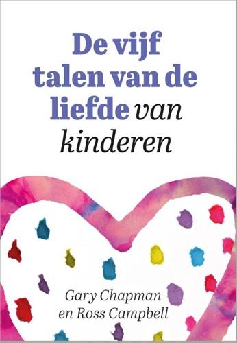 De vijf talen van de liefde van kinderen (Boek)