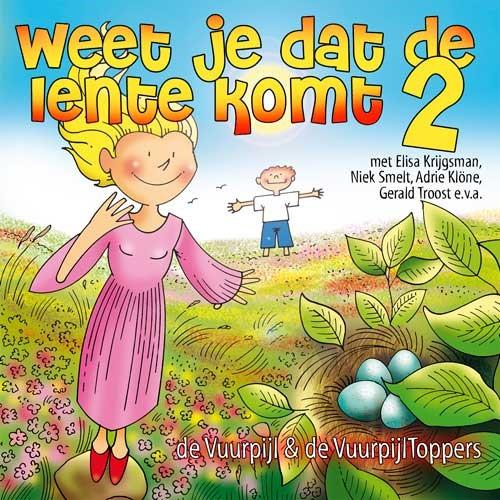 Weet Je Dat De Lente Komt - 2 (CD)