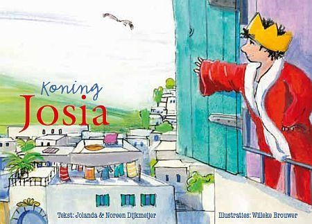 Koning Josia (Kartonboek)