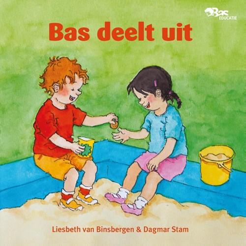 Bas deelt uit (Hardcover)