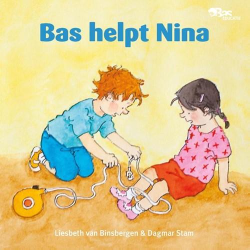 Bas helpt Nina (Hardcover)