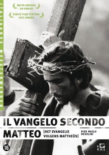 Het evangelie volgens Mattheus (DVD-rom)