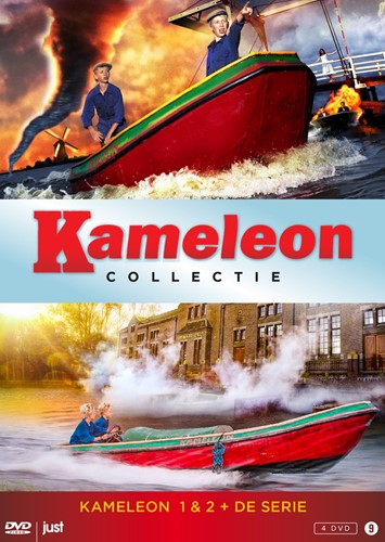 Kameleon Box (films+serie) (DVD)