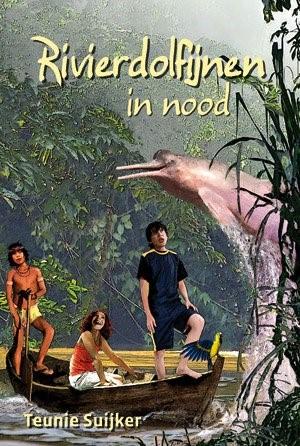 Rivier dolfijnen in nood (Hardcover)