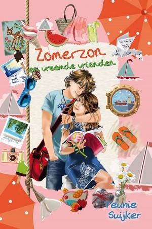 Zomerzon en vreemde vrienden (Hardcover)