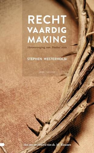 Rechtvaardigmaking (Paperback)