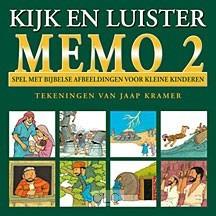 Kijk en Luister MEMO 2 (Spel)