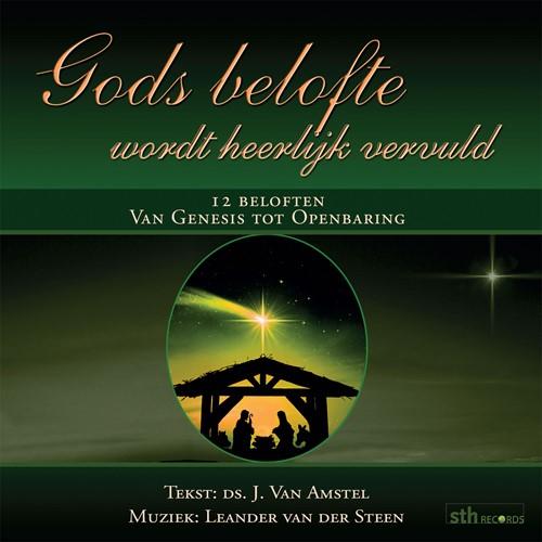 Gods belofte wordt heerlijk vervuld (CD)