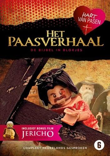 Het Paasverhaal (in 1001 blokjes) (DVD)