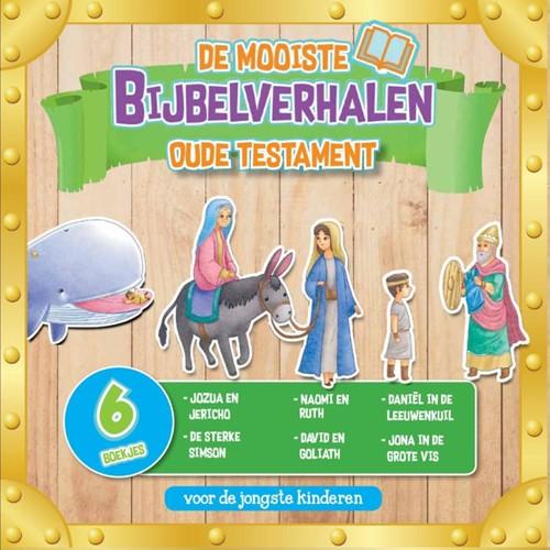 Assortiment de mooiste Bijbelverhalen OT2 (Pakket)
