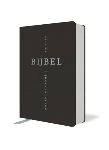 Nieuwe Bijbelvertaling dundrukeditie (Leer/Luxe gebonden)