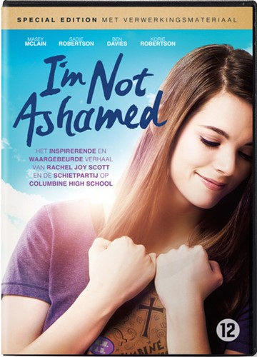 I'm Not Ashamed (Special Edition) (DVD)