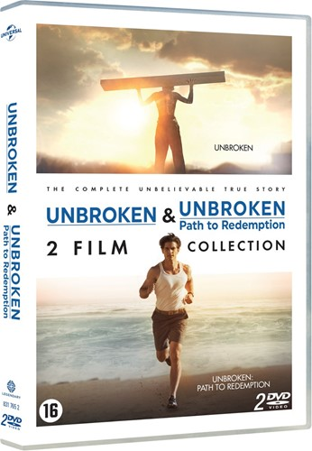 Unbroken & Unbroken: Path to redemption (DVD)