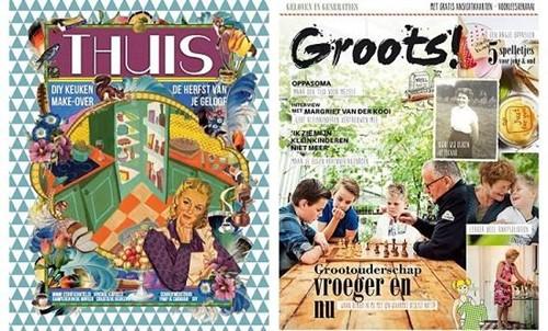 Thuis / Groots (Pakket)
