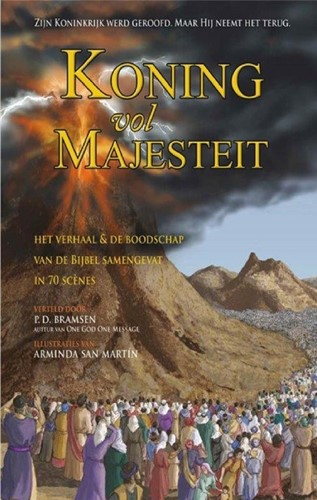 Koning vol Majesteit (DVD)