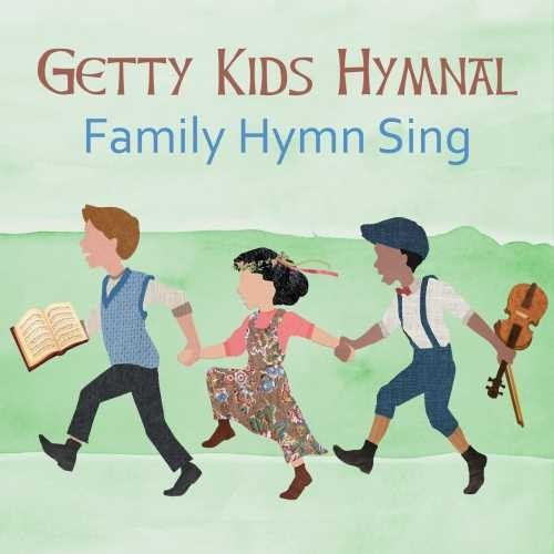 Getty Kids Hymnal - Family Hymn Sing (CD)