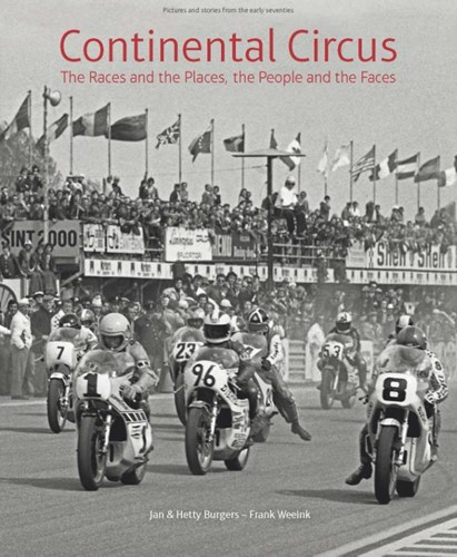 Continental circus (Hardcover)