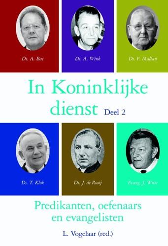 In Koninklijke dienst Deel 2 (Boek)