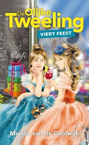 De olijke tweeling viert feest (Hardcover)