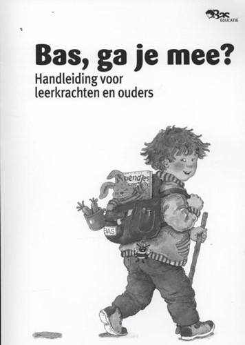 Bas, ga je mee? (Paperback)