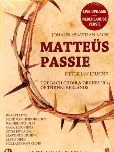Matteus Passie (DVD)