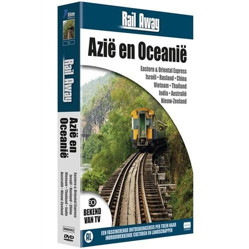 Azie en Oceanie (DVD)
