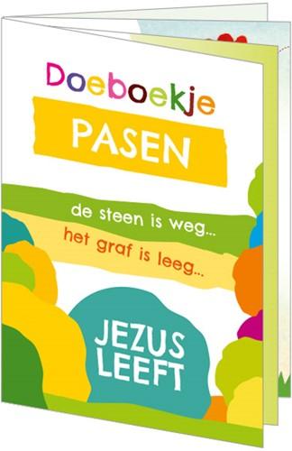 Doeboekje Pasen (Brochure)