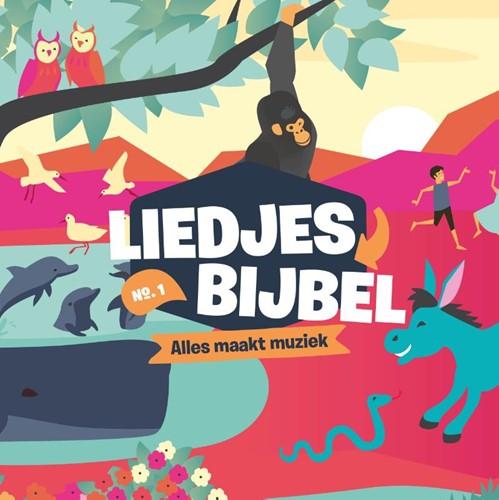 LiedjesBijbel (Nr. 1) (Hardcover)