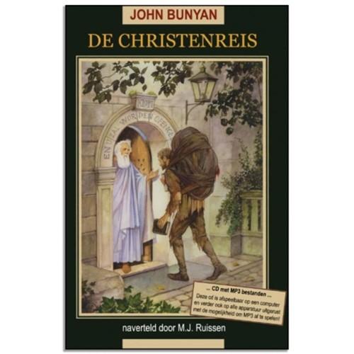 Gesproken Christenreis op CD (CD)
